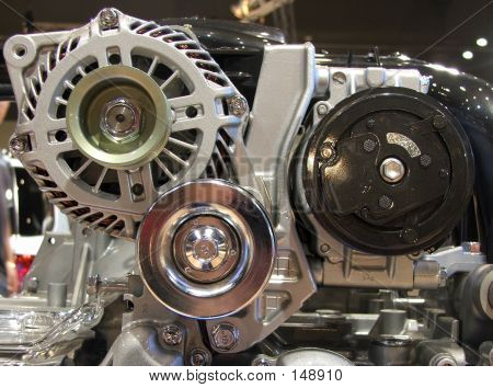 Cars - Engine