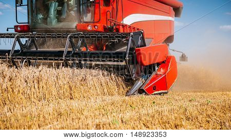 Harvesting The Countryside