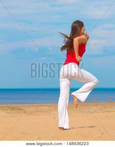 Summer Beach Joy