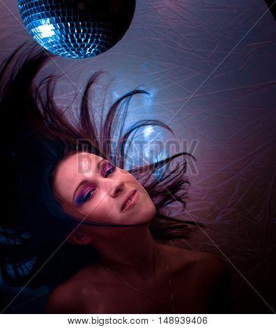 Glamor Female Disco