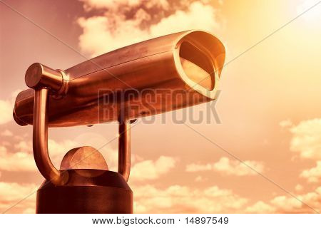 Viewing Binoculars