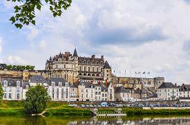 Hdr Chenonceau Castle