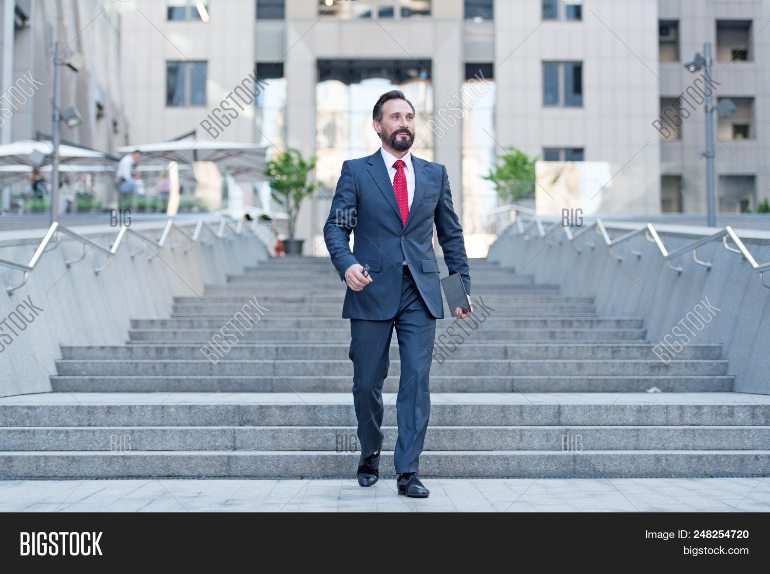 Happy Business Person Image Photo Free Trial Bigstock