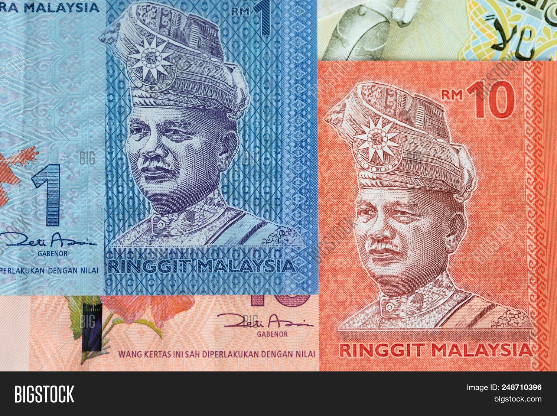 Banknotes Malaysia (1 Image & Photo (Free Trial) | Bigstock