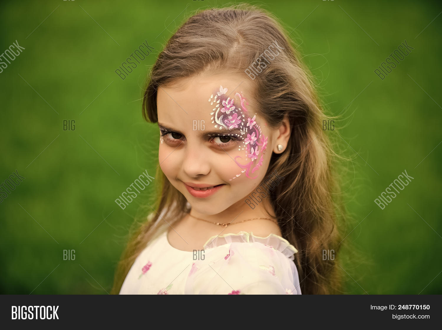 Children S Body Art Image Photo Free Trial Bigstock