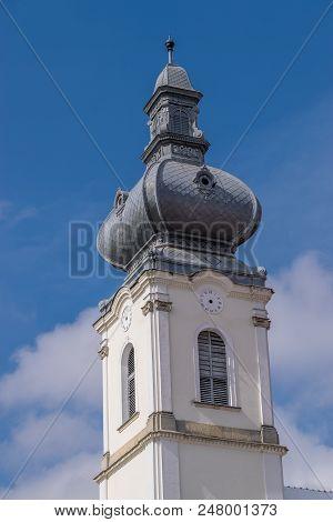 Unitarian Church In Cluj Napoca, Romania, Transylvania Region