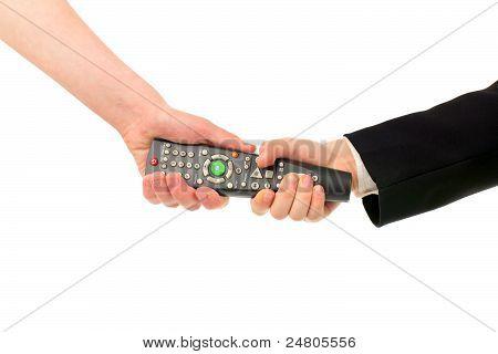 Struggle For Remote Control