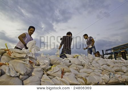 Thailand Flood Crisis