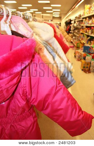 Shopping For Kids Clothing