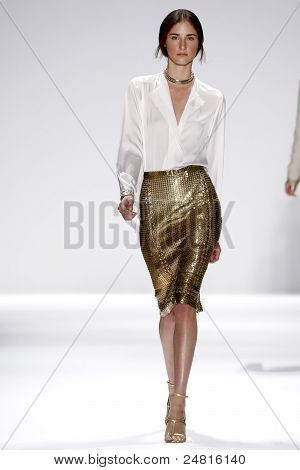 Elie Tahari Spring/Summer 2012 Collection - New York