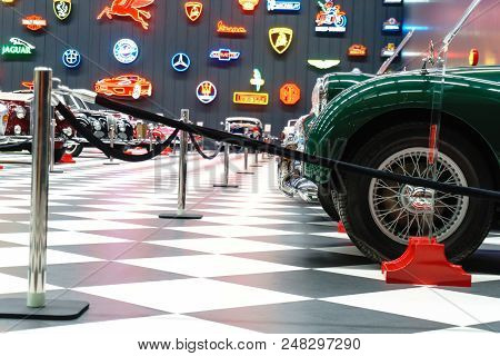 Key Museum Classic Automobile And Motorcycle Collections