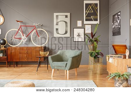 Good Vibes Hipster Furniture Loft