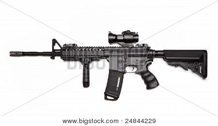 Us Army Spec Ops M4A1 Custom Build Assault Carbine.