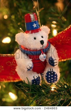 Patriotic Teddy