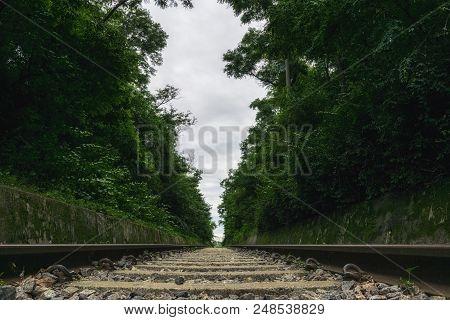 Hangdong Abandoned Railroad