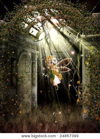 The Little Fairy.