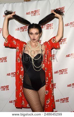 LOS ANGELES - JUL 6:  Natasha Blasick at the