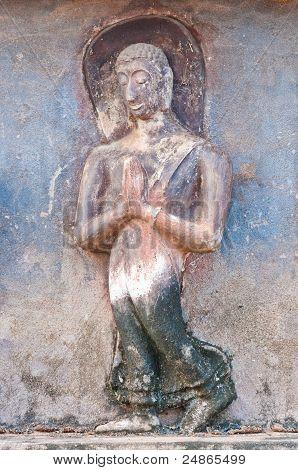Buddha Sculpture Disciples