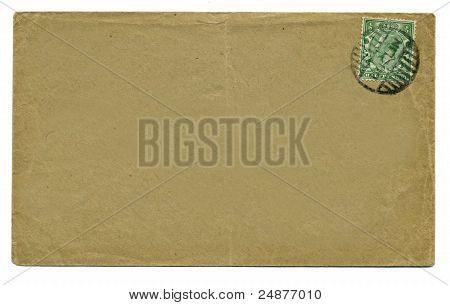 Historic Letter Envelope