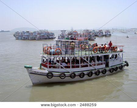 Boats To Elephant Island
