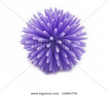 Purple Koosh Stress Ball