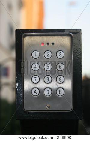 Keypad System