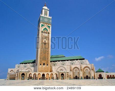 Casablanca Hassan Ii Moschee
