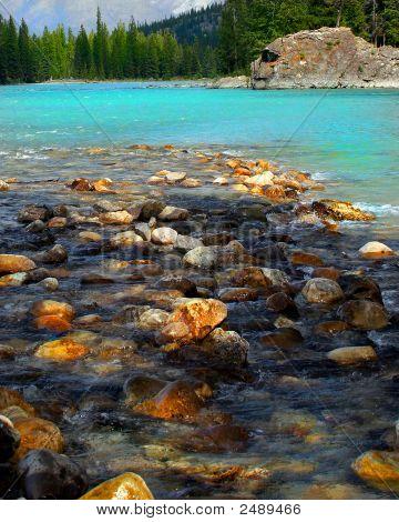 Banff Springs River