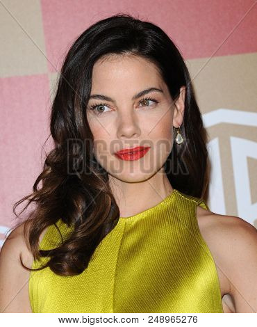 LOS ANGELES - JAN 13:  Michelle Monaghan arrives to the WB/In Style Golden Globe Party  on January 13, 2013 in Hollywood, CA