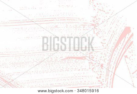 Grunge Texture. Distress Pink Rough Trace. Fantastic Background. Noise Dirty Grunge Texture. Flawles