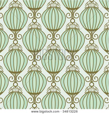 Motton Blue Pattern