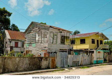 Ghetto, Belize City