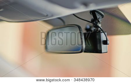 Black Dashcam Video Recorder