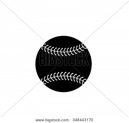 Baseball Softball Ball Stuff Vector Logo Graphic Design