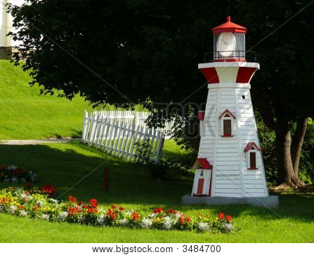 Gardenlighthouse