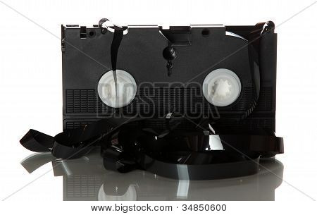 Damaged Videotape