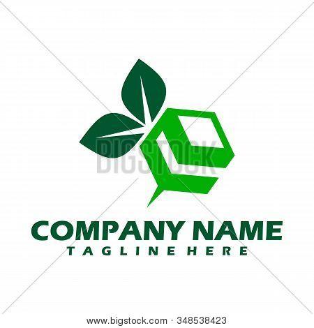 E. E Monogram Logo. E Letter Logo Design Vector Illustration Template. E Logo Vector. Creative Lette