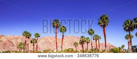 San Jacinto Mountain, Palm Springs, California