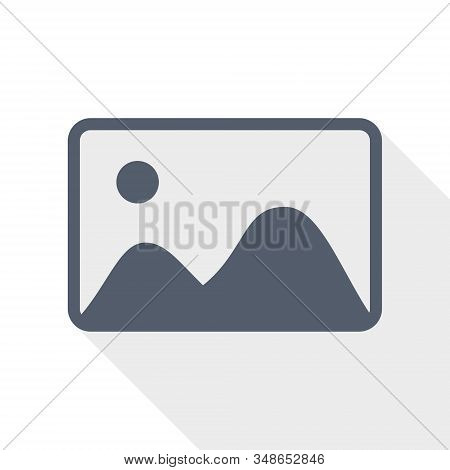Photography Vector Icon, Image, Photo, Picture Concept Illustration