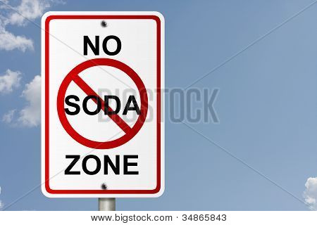 No Soda Zone