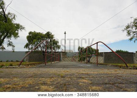 View Around The City Of Invercargill New Zealand