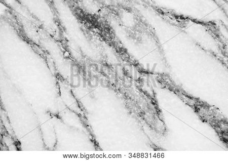 White Marble Stone Background.white  With Black Marble,quartz Texture Backdrop. Wall And Panel Marbl