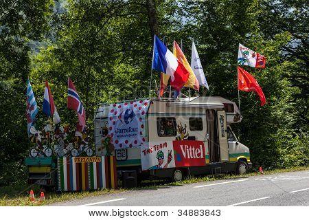 Fan's Camping Car