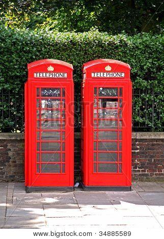 British Phonebooth