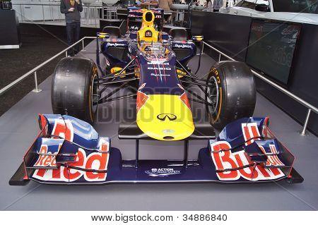 Red Bull RB8 F1 Racing Car
