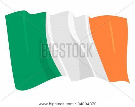 flag of Ireland Republic