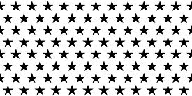 Star Seamless Pattern On White Background. Vector Black Stars Pattern. Seamless Design. Abstract Geo