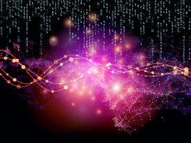 Data Stream Background