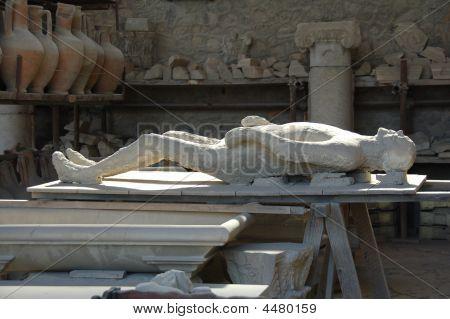 Pompeii Scavi Remains