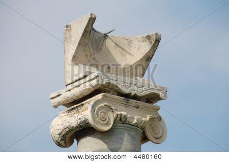 Roman Sundial